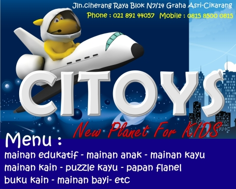 Citoy banner
