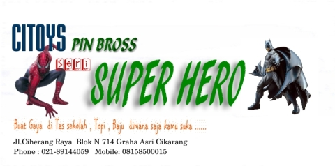 SUPER HERO_SERI_CITOY