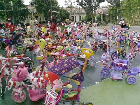 karnaval speda graha Chemco