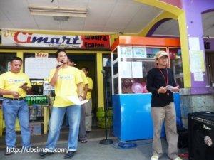 opening by MC Mas Akur