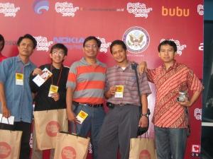 photo bersama Blogger Bekasi & Cikarang